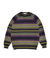 Pop Knitted Crewneck Multicolour