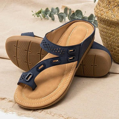 Dr Care Orthopedic Sandals - Woman Orthopedic Comfy Premium Summer Slippers