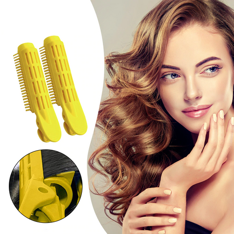 Instant Hair Volumizing Clips - Hair Curler Clips