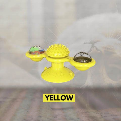Happy Pet - Windmill Cat Toy