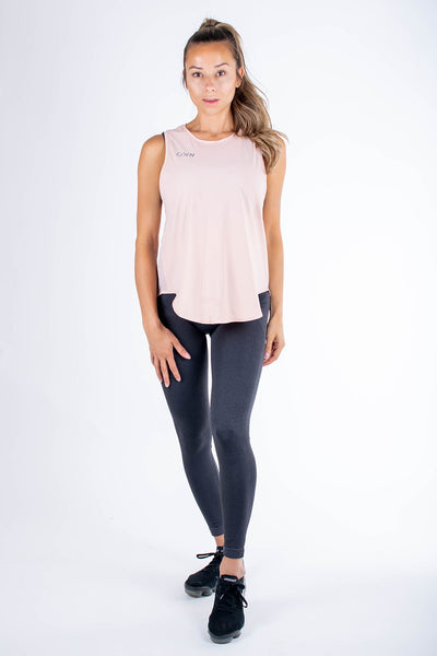 Laci Tanktop Light Pink - Own-Wear
