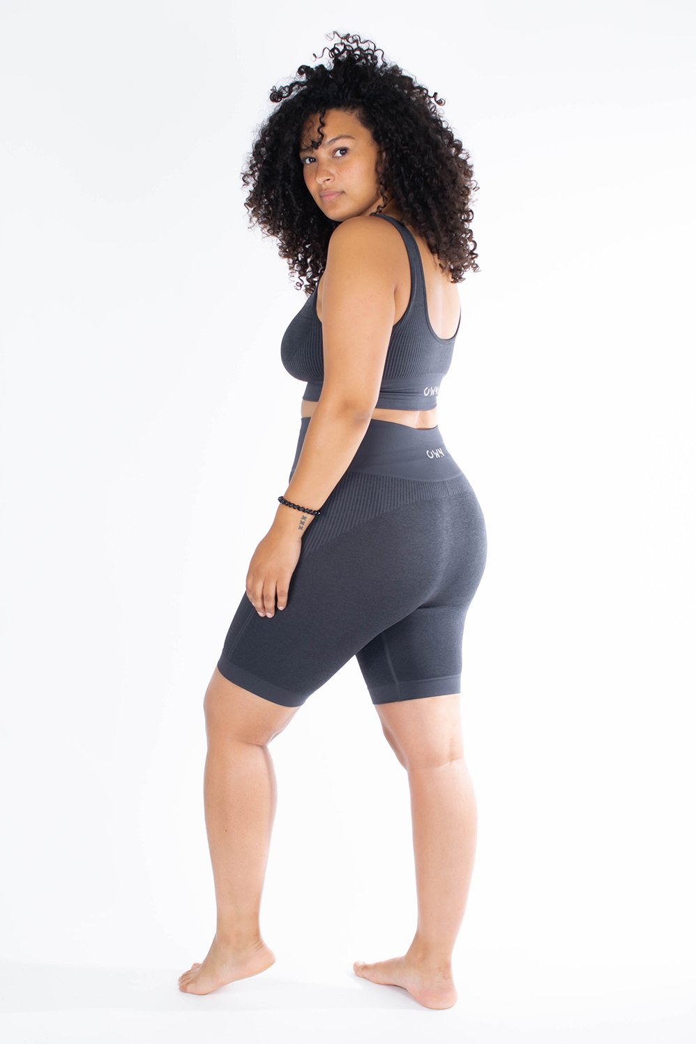 Nyssa Short Black - Own-Wear