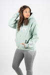 ENDO HOODIE Sage Green - Own-Wear