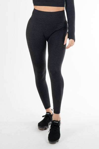 Ziva Legging Black - Own-Wear