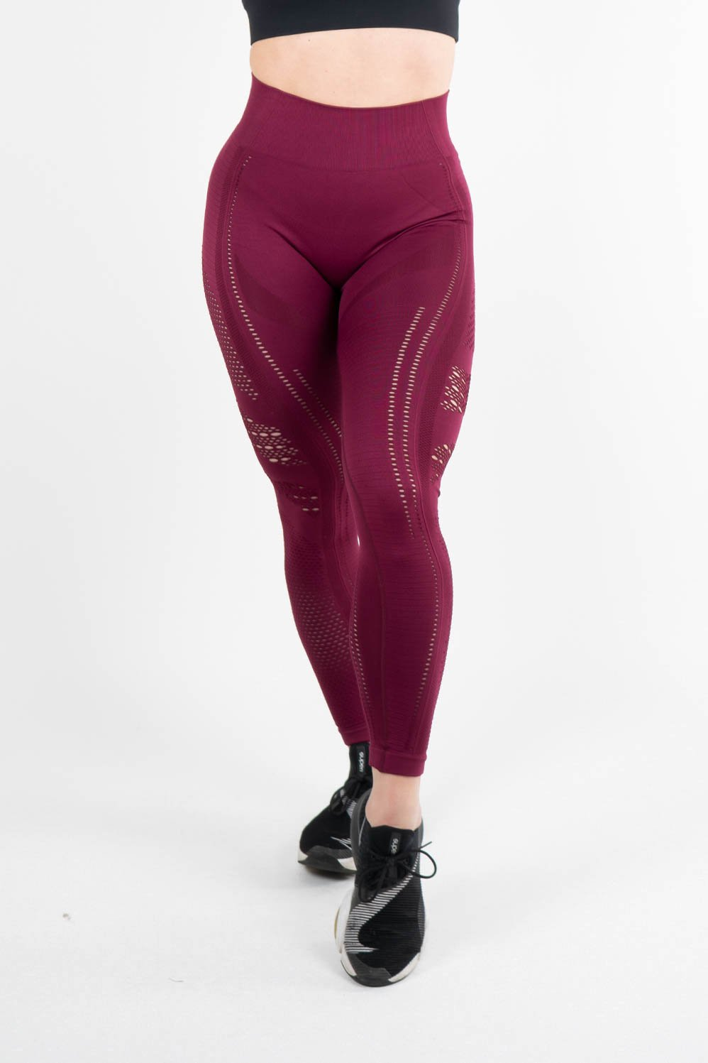 Zoov Legging Burgundy - Own-Wear