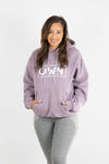 ENDO HOODIE LILAC - Own-Wear