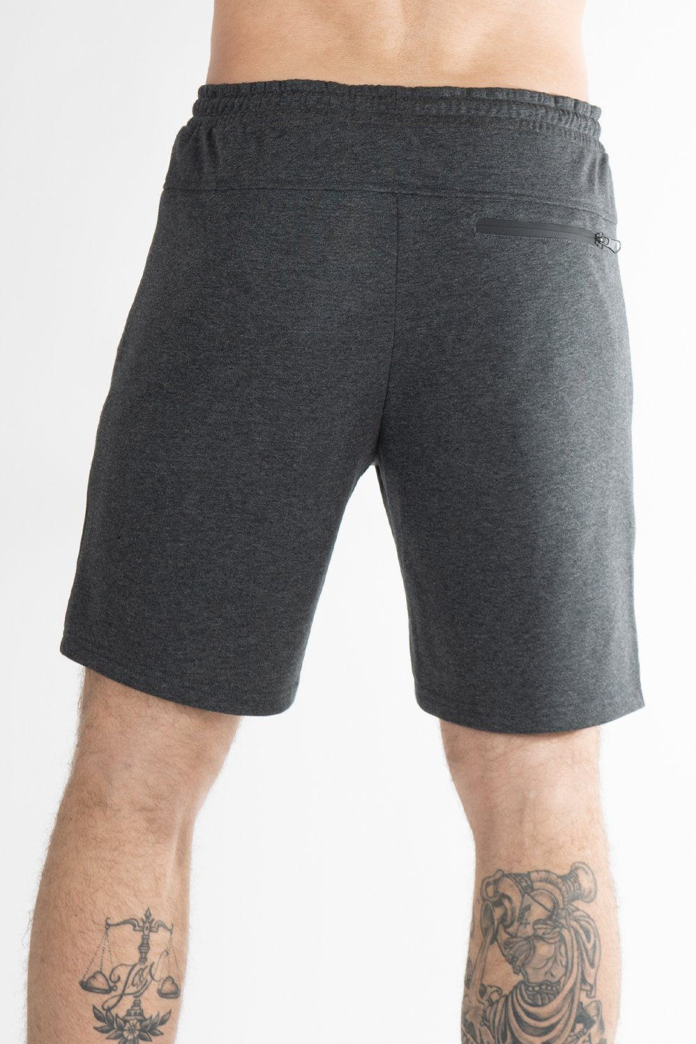 TECH shorts ANTHRACITE - Own-Wear
