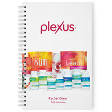 Load image into Gallery viewer, Plexus® All Products Notebook