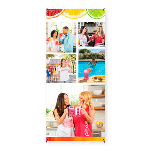 Picture Collage Plexus® Banner