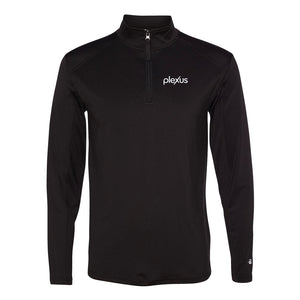 Unisex Lightweight Quarter-Zip Pullover with Embroidered Plexus Logo