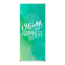 "Load image into Gallery viewer, ""The Health and Happiness Company"" Plexus® Banner"