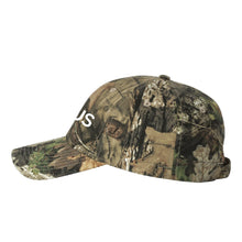 Load image into Gallery viewer, Mossy Oak® Camo Hat - White Plexus® Logo