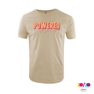 Powered by Plants Unisex Tee