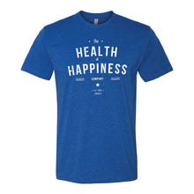 Load image into Gallery viewer, Plexus® Health and Happiness Retro Unisex T-Shirt