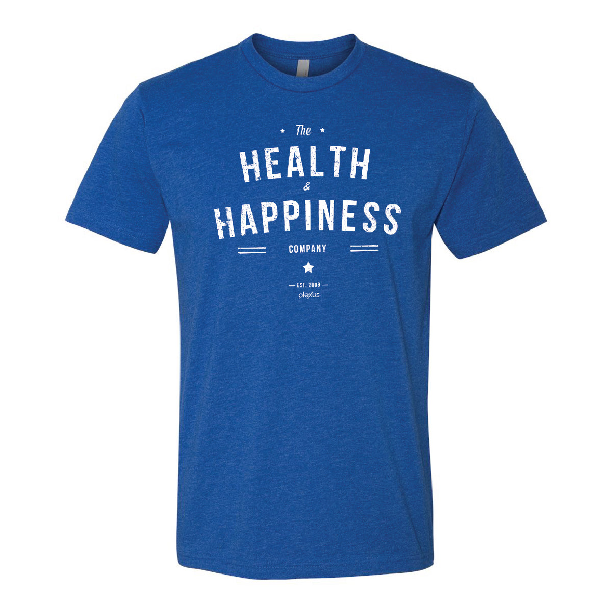 Plexus® Health and Happiness Retro Unisex T-Shirt