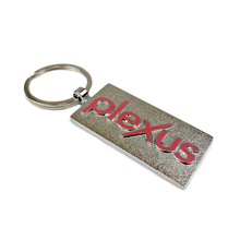 Load image into Gallery viewer, Plexus Metal Keychain