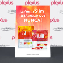 Load image into Gallery viewer, Póster de mesa Combo Plexus Slim Family