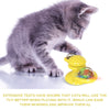PetCustomGift Interactive Windmill Cat Toy- Yellow