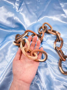 CHAIN no. 01 (Marbled)