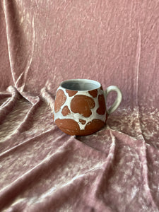 MUG no. 02 (Waxed Cow)