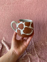 Load image into Gallery viewer, MUG no. 02 (Waxed Cow)
