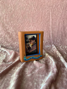 SECONDS SALE - Mini Polaroid frame (snake)