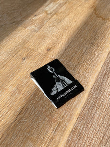 Pot Punisher Matchbook