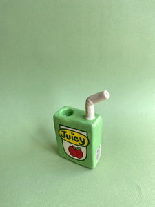 SMOKEABLE SCULPTURE - Juice box