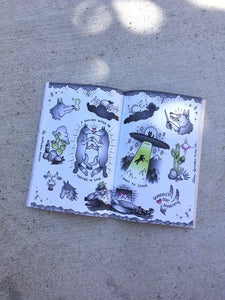 Sick Tats Flash Quarant-zine