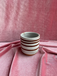 SECONDS SALE - Striped Cup
