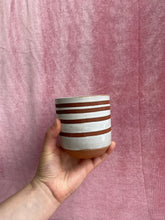 Load image into Gallery viewer, SECONDS SALE - Striped Cup