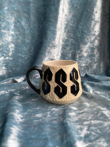 Cool S Carved Mug