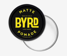 Load image into Gallery viewer, Byrd Matte Pomade