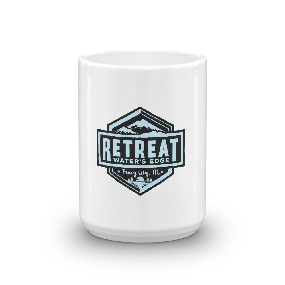 The Retreat at Water's Edge Mug - The Retreat by Oakstone