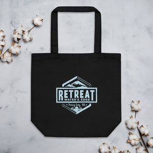 The Retreat at Water's Edge Eco Tote Bag - The Retreat by Oakstone