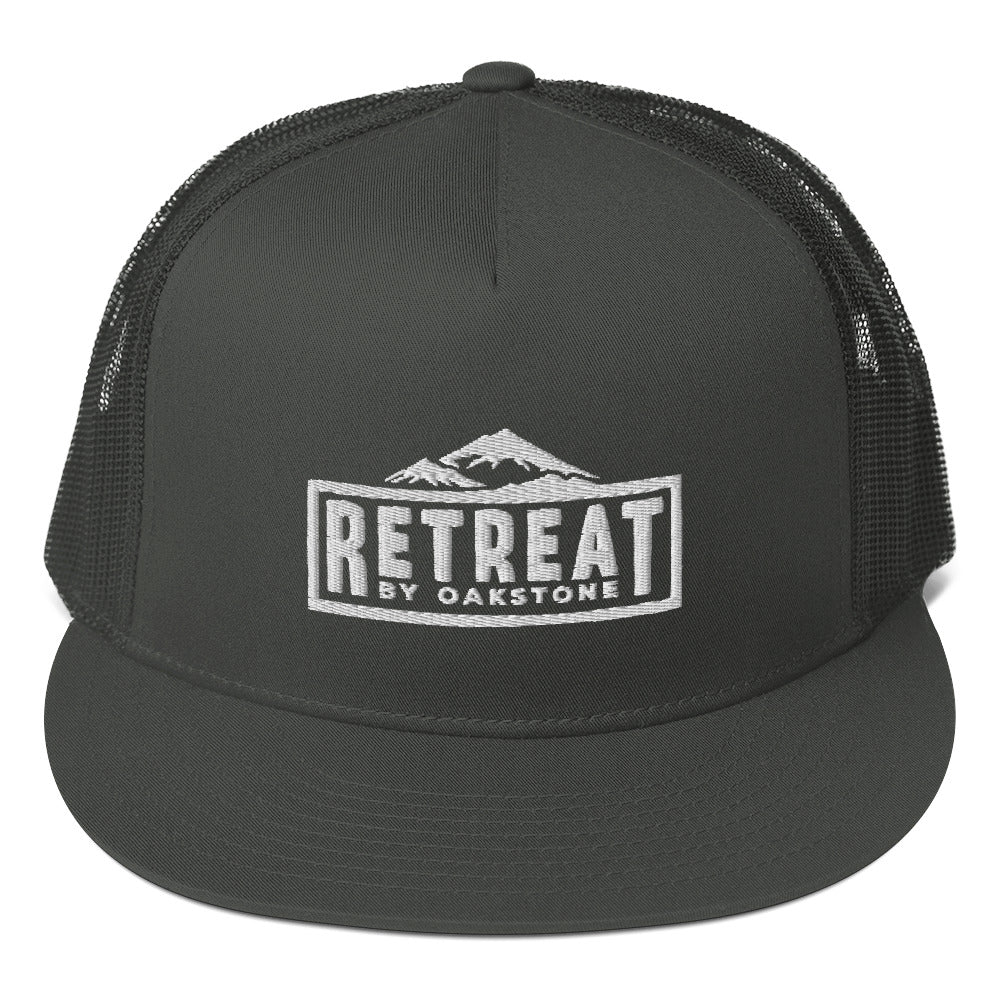 The Retreat by Oakstone Mesh Back Snapback - The Retreat by Oakstone