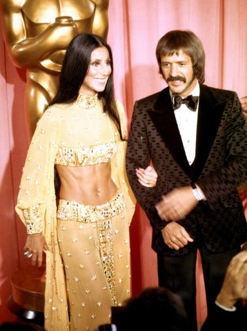 Sonny and Cher loved Abruzzi's Hot Peppers!