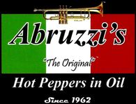Abruzzi's Hot Peppers In Oil Farm Fresh, 100% Natural and Gluten Free