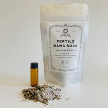 Load image into Gallery viewer, Moonstone Fertility Amulet