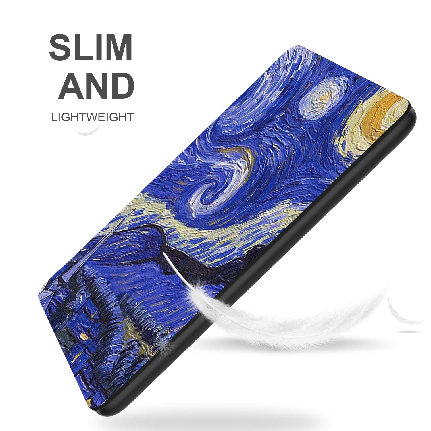 Bluebell ELTD Case for All-new Kindle 10th Generation 2019 Release,Auto Wake//Sleep Flip Premium Slim light Shell Protective Cover Case for All-new Kindle 6 Inches 2019