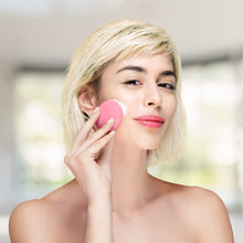 Load image into Gallery viewer, FOREO LUNA play Facial Cleanser Brush Pearl Pink Ultra-Portable and Fully Waterproof Sonic Cleansing Device