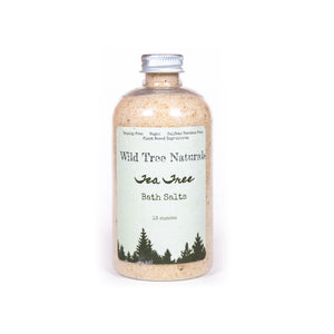Tea Tree Bath Salts