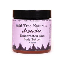 Load image into Gallery viewer, Lavender Shea Body Butter
