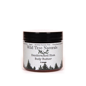 Mint Shea Body Butter