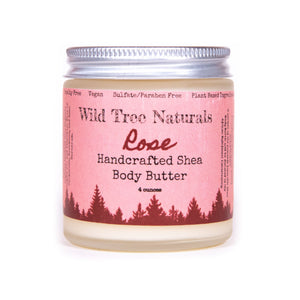 Rose Shea Body Butter