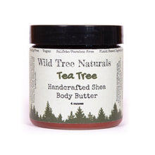 Load image into Gallery viewer, Tea Tree Shea Body Butter