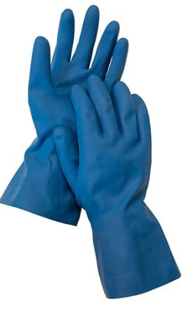 SGS Silverlined Reusable Rubber Glove - Pack of 12 Pairs