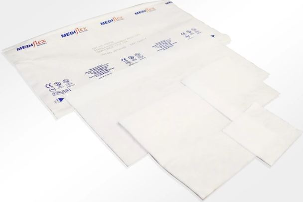 Sterile Non-Adherent Pad 210GSM - Box of 100 Pouches