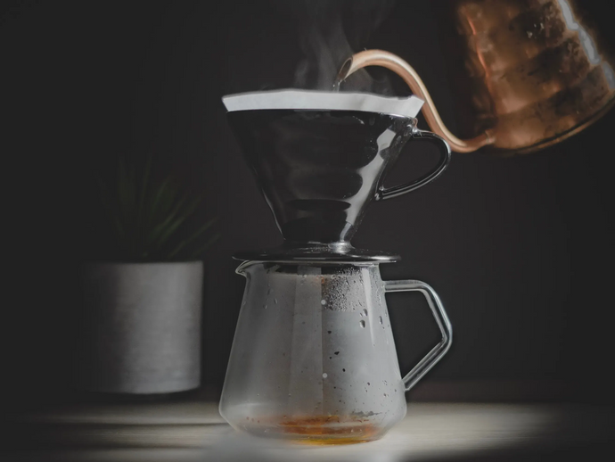 Pour Over Series Part 3: Perfecting the Pour