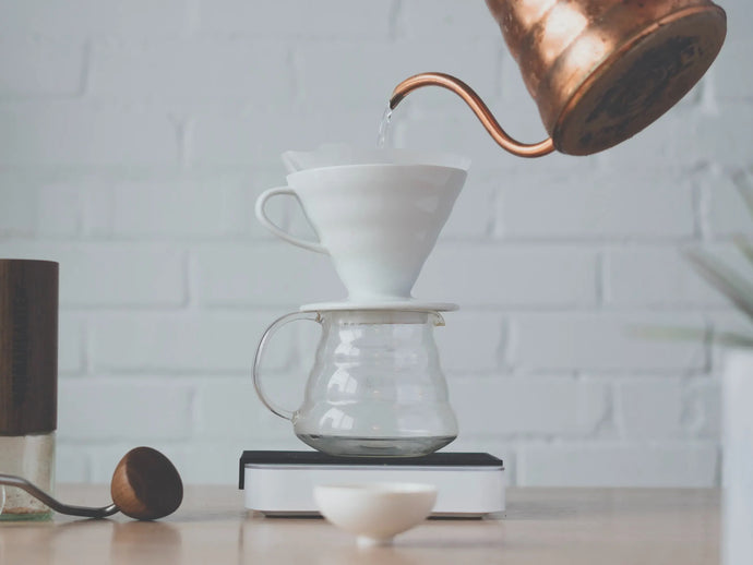 The One Issue 17 - Pour Over Series Part 2: Tools and Methods